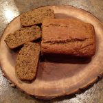 Esther's Heart Healthy Flax Banana Bread