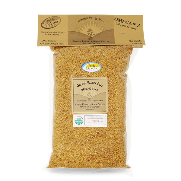 Golden Valley Organic Flax
