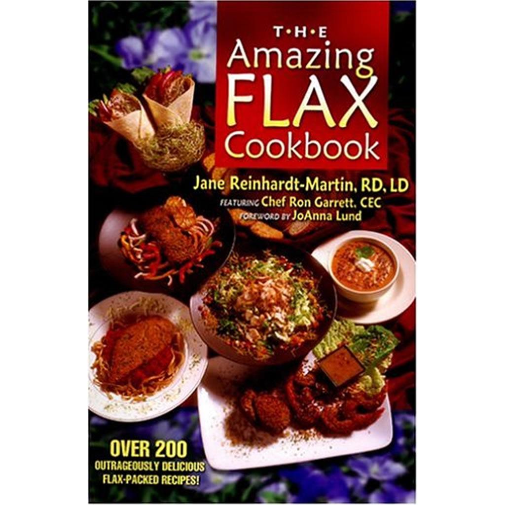 Amazing Flax Cookbook