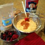 Baked Flax-Oatmeal