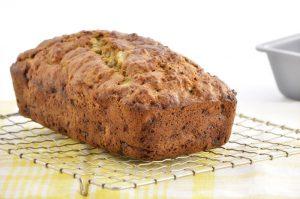 Flax Banana Bread Loaf