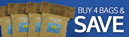 Buy 4 Bags of Flaxseed and Save | Golden Valley Flax | North Dakota