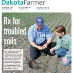 Mark Hylden featured in Dakota Farmer for soil stewardship accomplishments