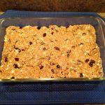 Flax Granola Snack Bars