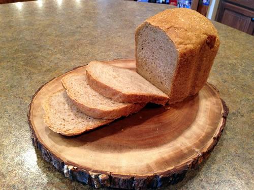 Flax prairie bread