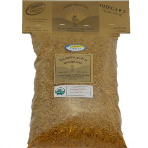 Golden Valley Organic Flax 1 Bag