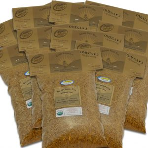 Golden Valley Organic Flax 10 Bags