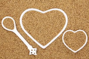 Heart Healthy Flax