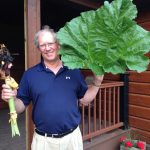 Mark with Rhubarb