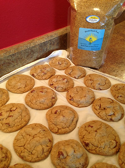 Mrs Fields Chocolate Chip Flax Cookies