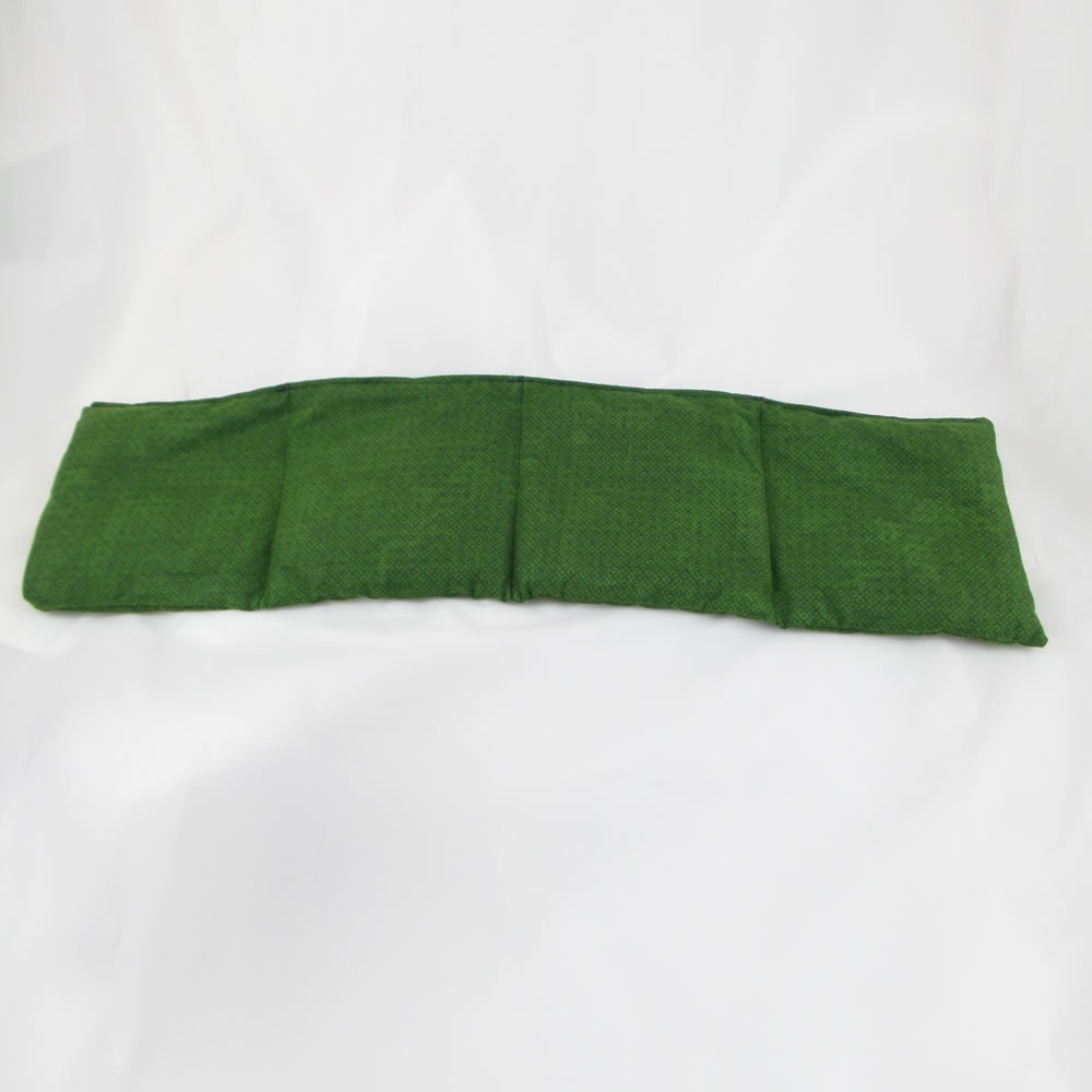 Therapeutic Flax-Pax Long Back Green