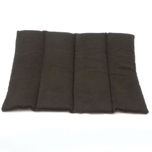 flax pax therapeutic back brown